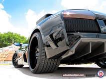 Lamborghini Murcielago on HRE Wheels