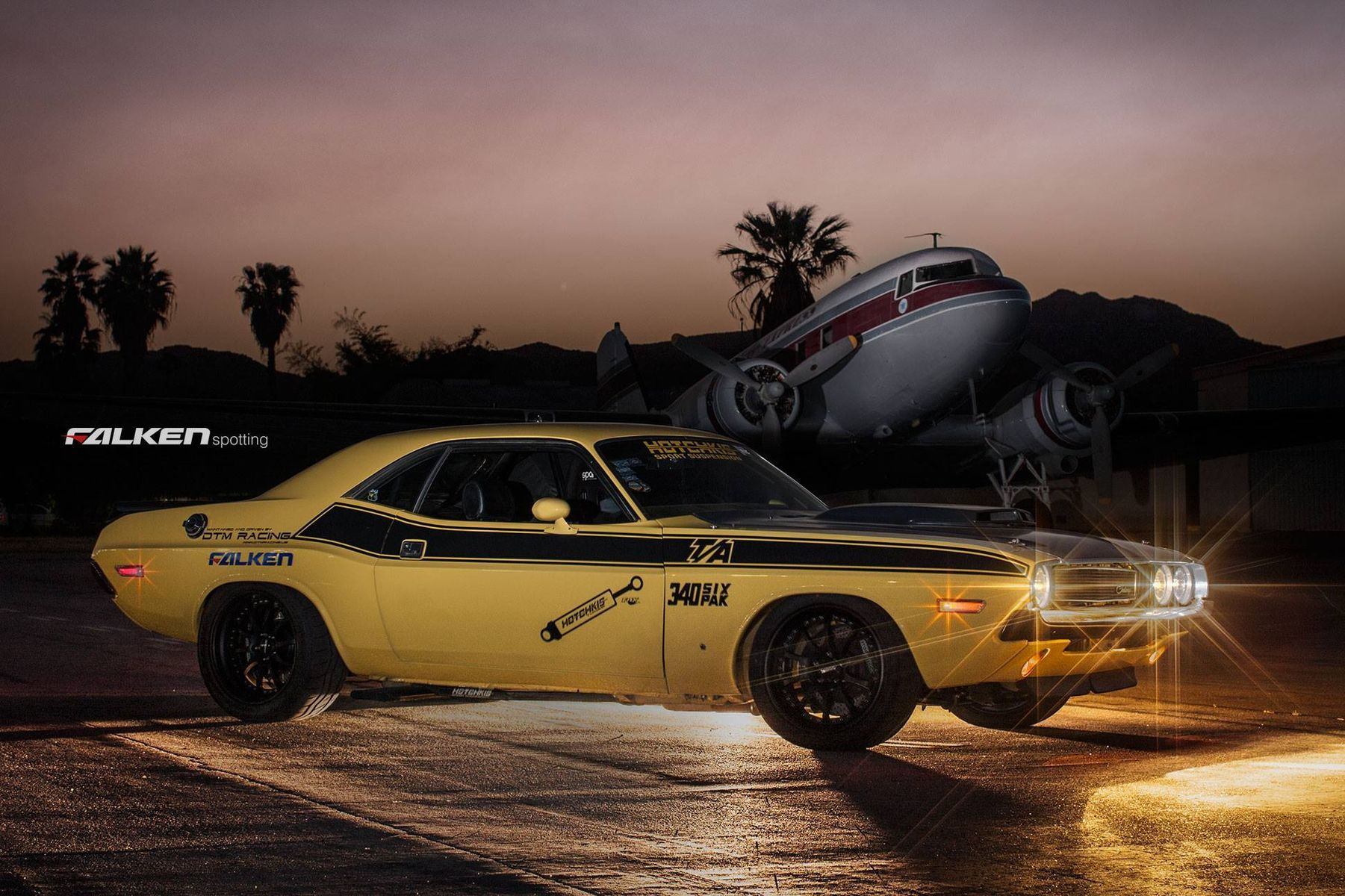 1970 Dodge Challenger | The Hotchkis Suspension