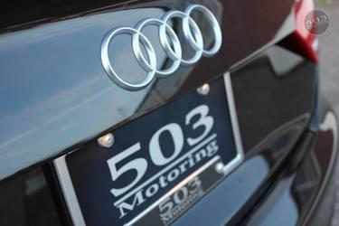 "2010 Audi S5 | 2010 Audi S5 featuring 20"" VOSSEN CVT's"