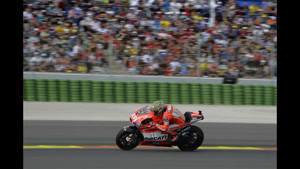 2013 Ducati  | 2013 MotoGP - Valencia - Hayden