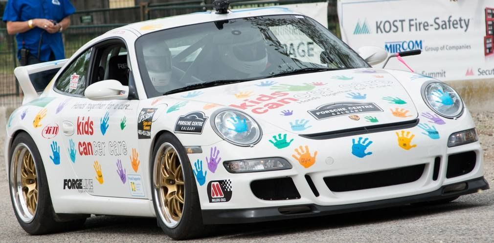 Porsche  | Hands Together For A Cure GT3