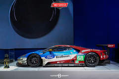 2016 Le Mans-winning Ford GT - SEMA 2016