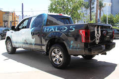 F-150 Halo 5, Guardians Promotional Vehicle