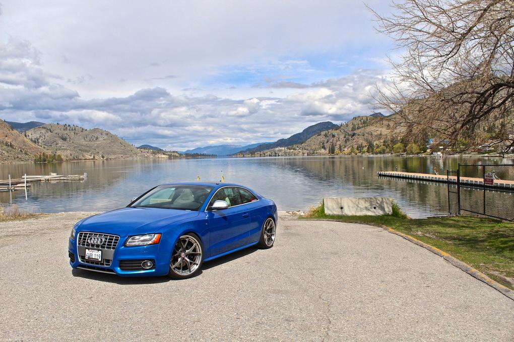 2008 Audi S5 | Audi S5