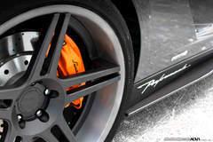 Lamborghini Gallardo Performante on ADV05 Deep Concave