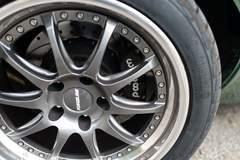 "Steve Allgood's ""Evil Twin"" 1968 Camaro on Forgeline GZ3 Wheels"
