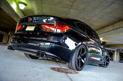 '10 BMW 550i on XO Miami's