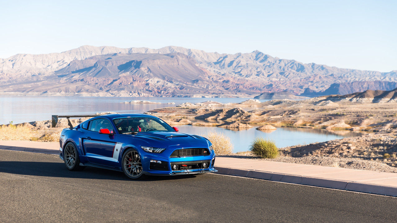Ford Mustang | 2015 Calendar