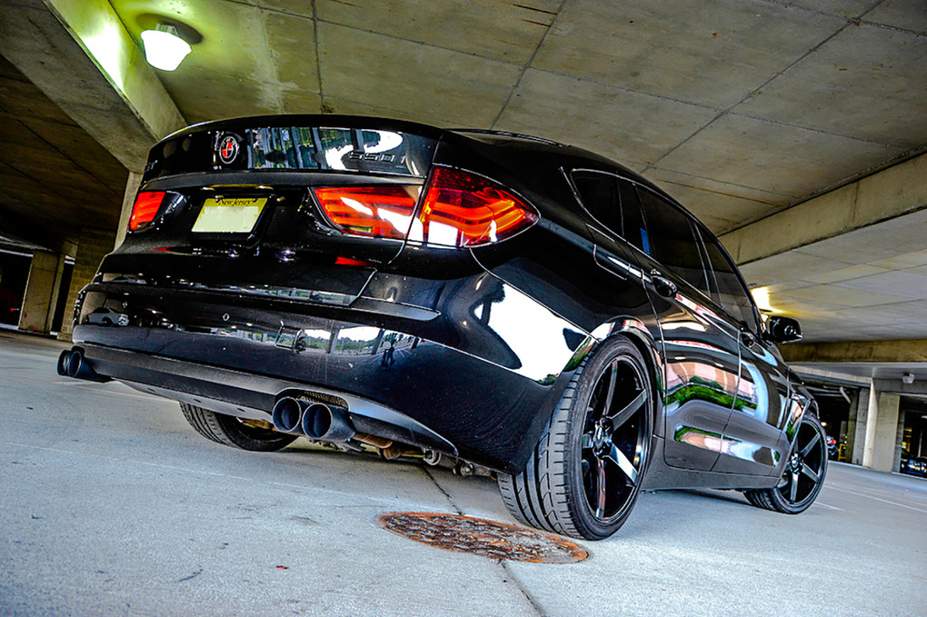 2010 BMW 5 Series | '10 BMW 550i on XO Miami's
