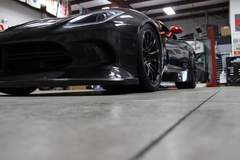 McCann GT Dodge Viper on Forgeline One Piece Forged Monoblock GTD1 Wheels