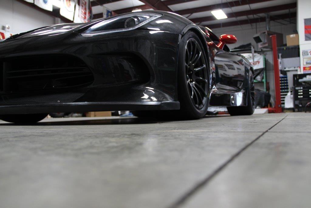 2014 Dodge Viper | McCann GT Dodge Viper on Forgeline One Piece Forged Monoblock GTD1 Wheels