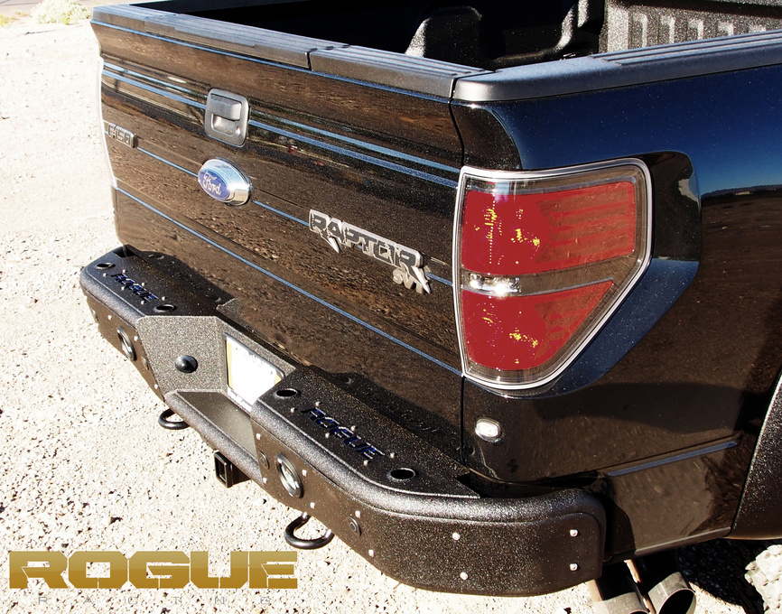 2012 Ford F-150 | The Rogue Revolver Bumper