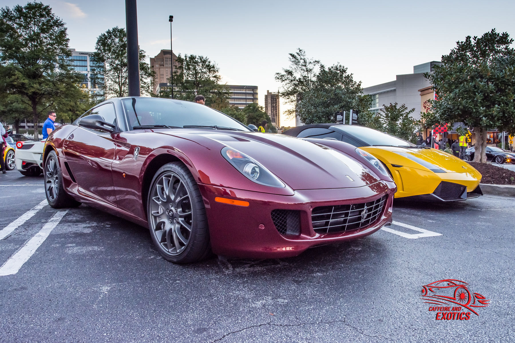 2014 Ferrari 599 | Ferrari 599 GTB - Right Side