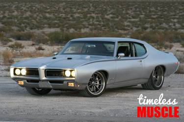 1969 Pontiac GTO | Tony Madonia's 860HP Speedtech Performance '69 Pontiac GTO on Forgeline GT3C Wheels