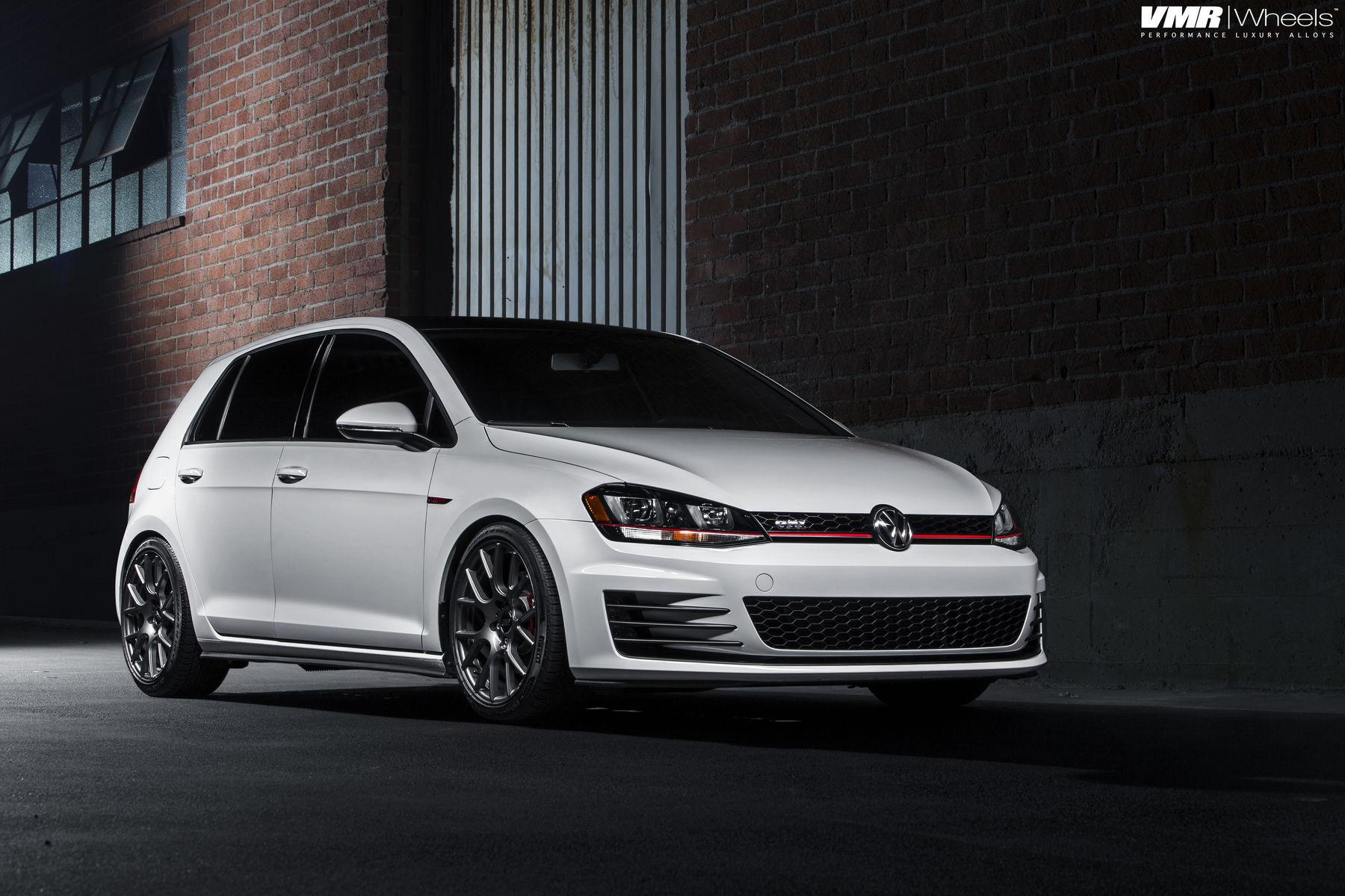 2014 Volkswagen GTI | V810 Gunmetal 18
