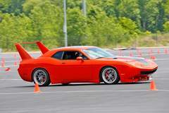 Randy Kirkley's Dodge Challenger SRT8 Superbird on Forgeline GA3 Wheels