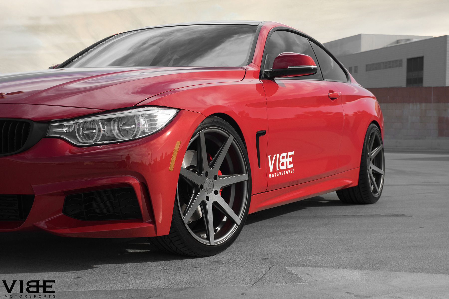 2014 BMW 4 Series | BMW 435i fitted with 20