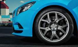 Volvo Polestar fitted with MICHELIN® Pilot® Super Sport Tires
