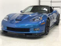 Track-Ready Katech 700HP C6 Corvette Z06 on Forgeline One Piece Forged Monoblock GS1R Wheels