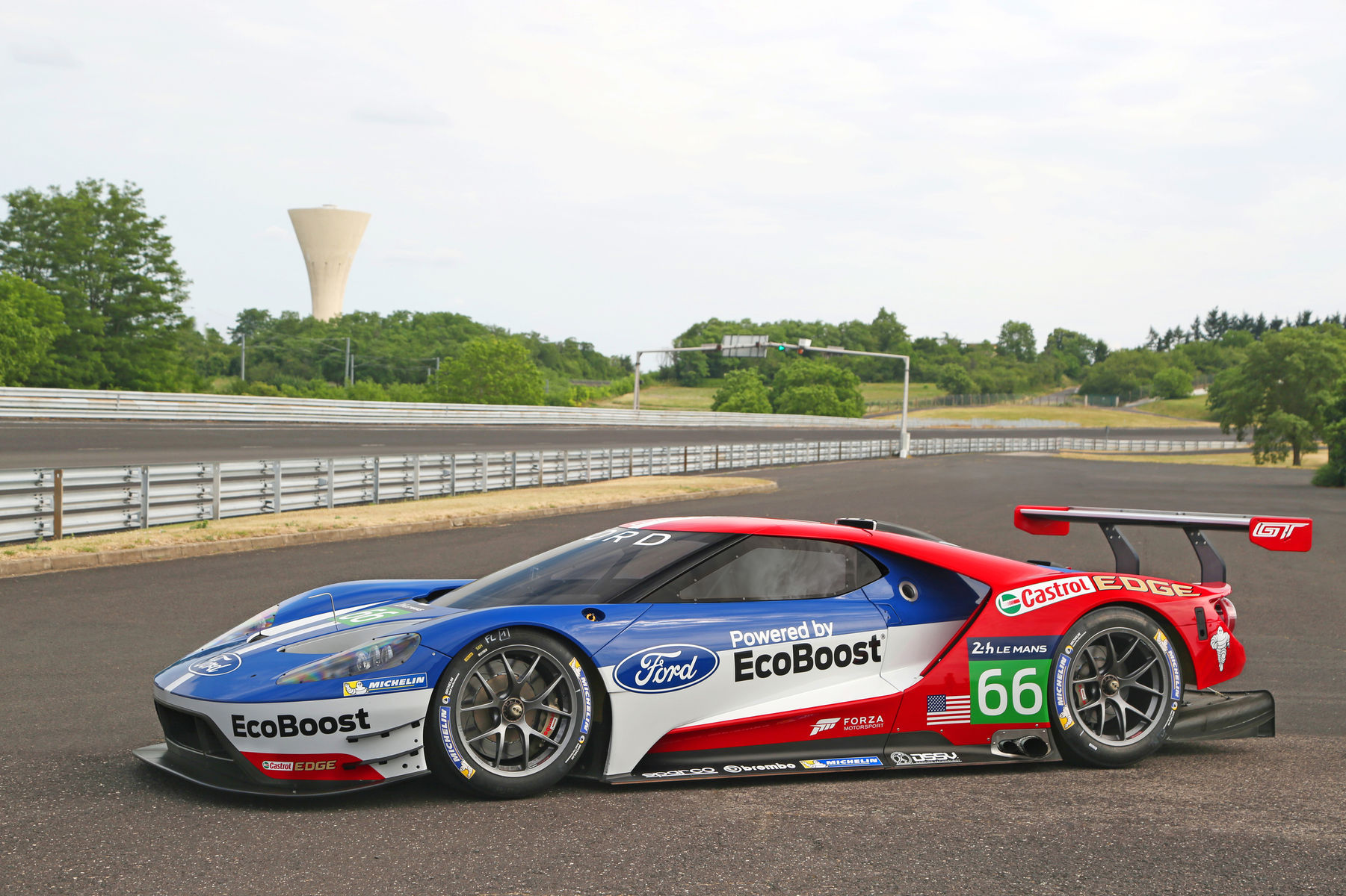 | Ford GT Heading Back to Le Mans
