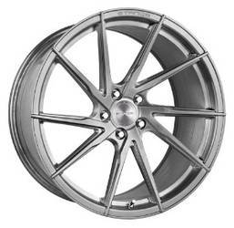Stance Wheels SF-01 Brush Titanium