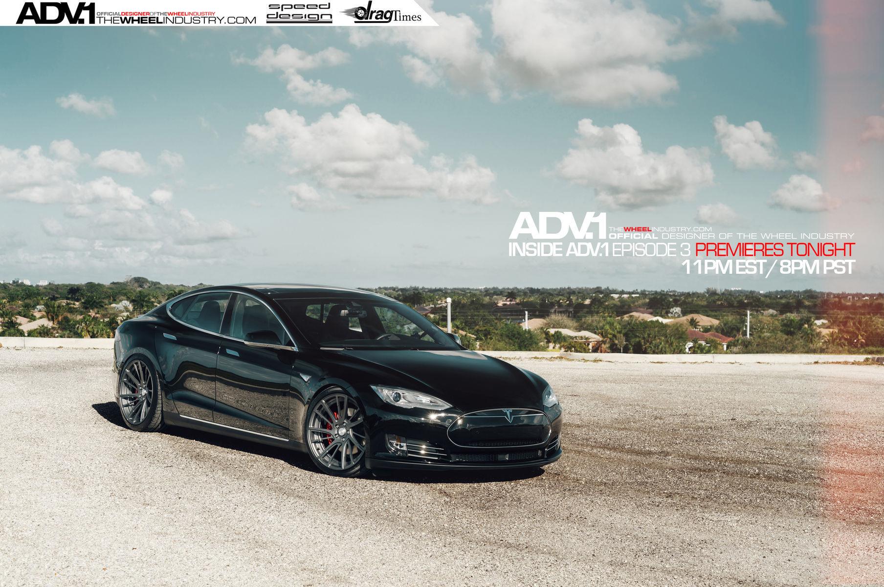Tesla Model S | Inside ADV.1 : Tesla Model S P85D
