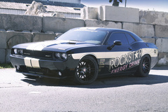 '12 Dodge Challenger SRT8