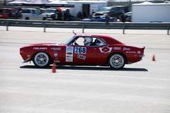 Chad Ryker Wins NMCA West Autocross With '68 Camaro on Forgeline DS3 Wheels