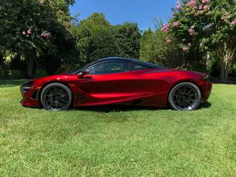 2018 McLaren  | TPC Racing McLaren 720S on Forgeline One Piece Forged Monoblock GS1R Wheels