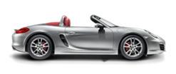 '15 Porsche Boxster S