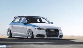 radi8 r8a10 - Audi S1