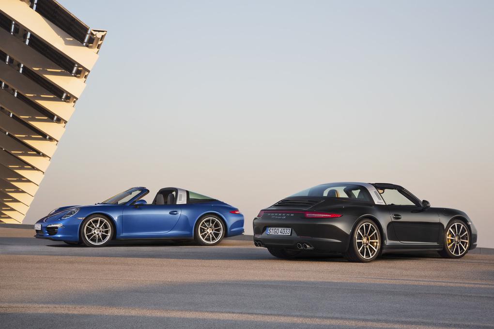 2014 Porsche 911 | '14 Porsche 911 Targa 4S