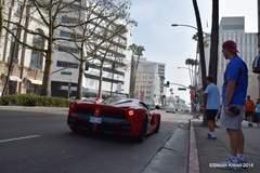 La Ferrari in the wild