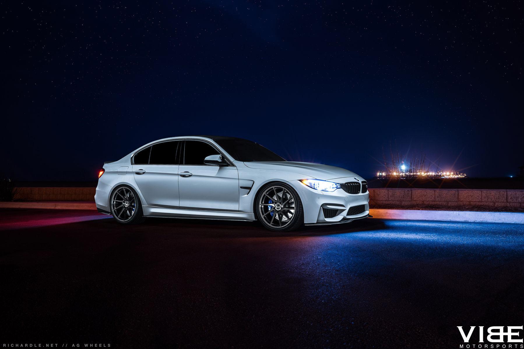 2016 BMW M3 | '16 BMW M3 on 20