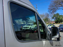 Mercedes Benz Sprinter Van protected with XPEL Protective Films