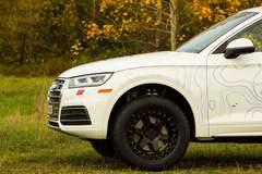 H&R 2018 Audi Q5