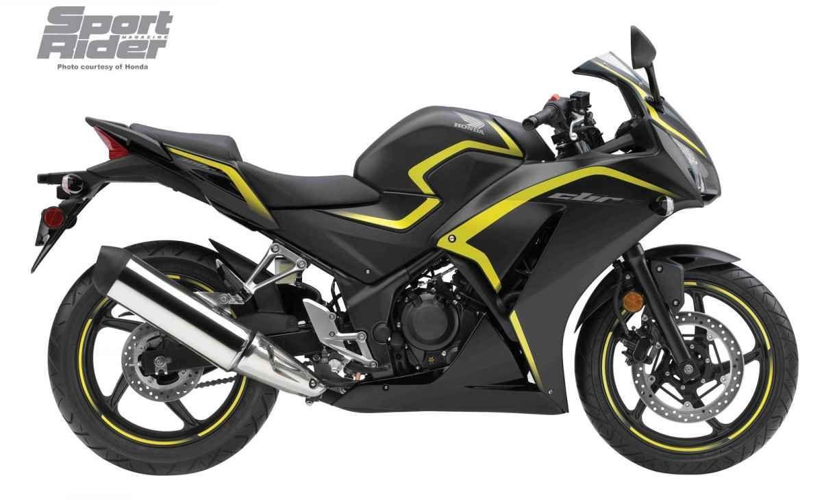 2015 Honda  |  2015 Honda CB300F First Look