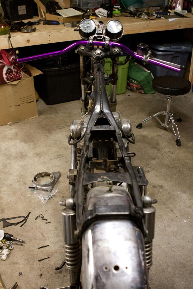 1973 Honda CB350G | Humble beginnings
