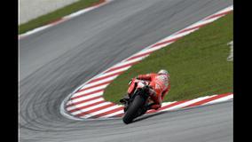2013 MotoGP - Malaysia - Hayden