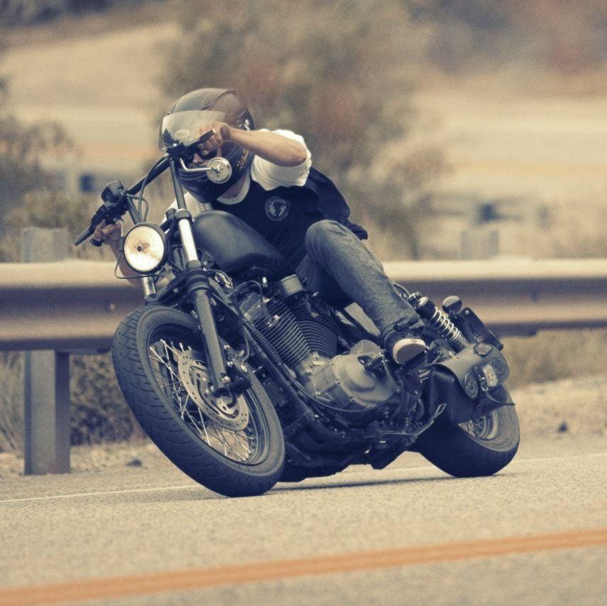 Harley-Davidson    Bobber Style