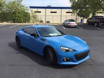 Subaru BRZ with XPEL ULTIMATE