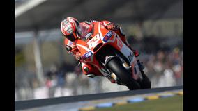 2013 MotoGP - LeMans- Hayden