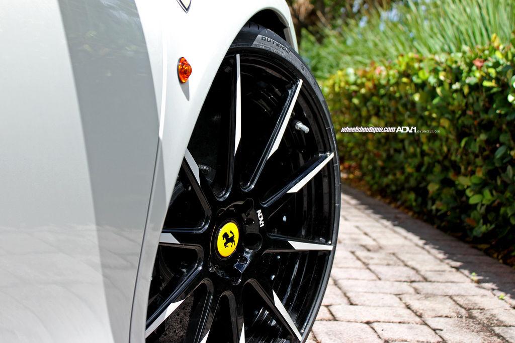 2014 Ferrari 458 Italia | Ferrari 458 Spider (2014) on ADV10 M.V2