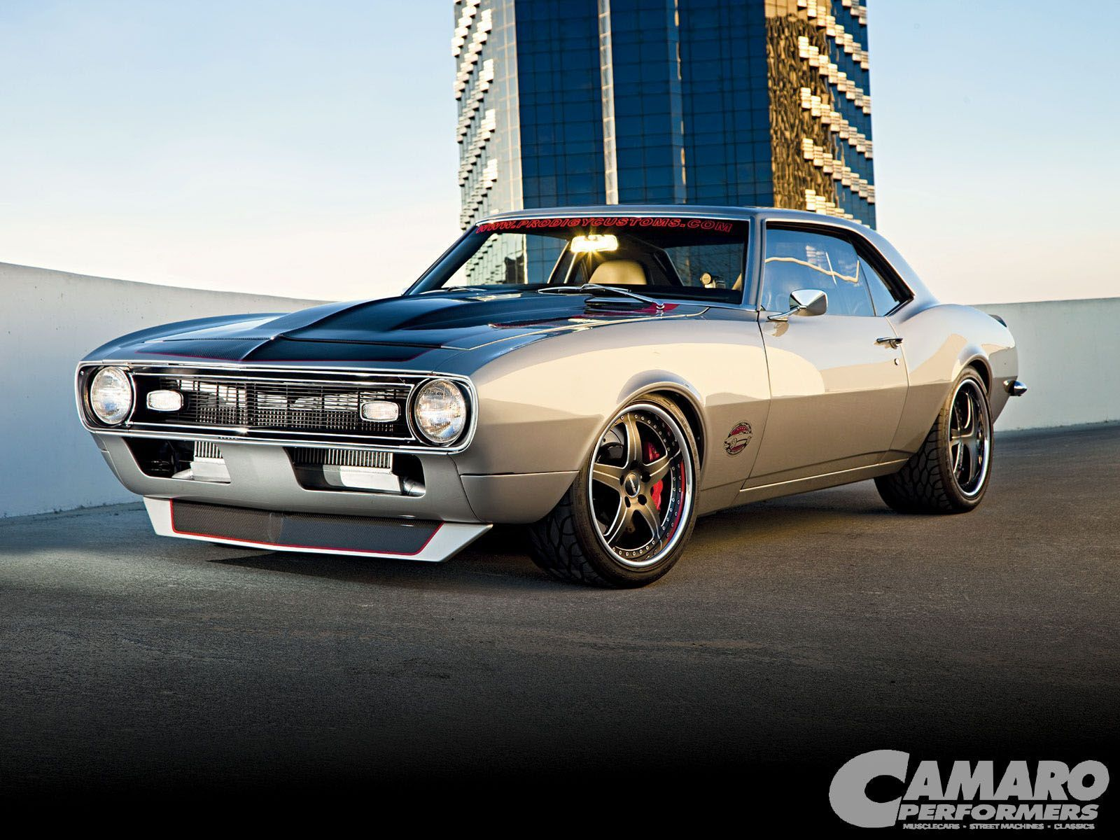 1968 Chevrolet Camaro | Larry Callahan's 1968 Twin Turbo
