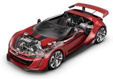 VW GTI Roadster Vision Gran Turismo concept