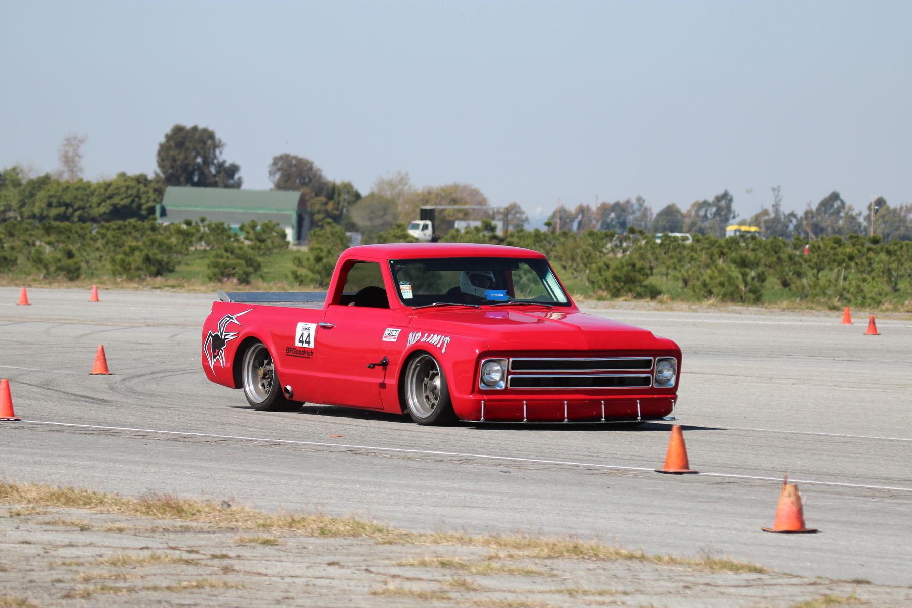 1970 Chevrolet C-10 | No Limits Engineering Chevy C10 'Hellboy'