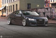 Audi A5 - Quantum44 S4 Wheels
