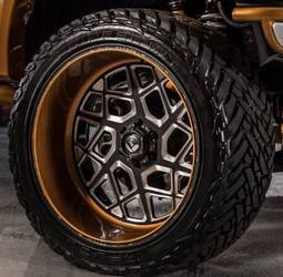 Fuel Forged Custom Wheels 24