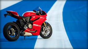 Ducati 1199 Panigale R - Track Ready