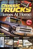 Craftsman C-10 Truck on Forgeline CF3C Concave Wheels Classic Trucks Magazine Cover